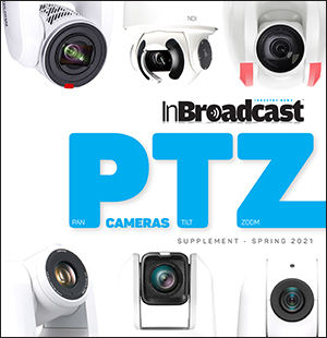 Inbroadcast Supplement - PTZ