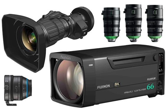 Prime & Zoom Lenses