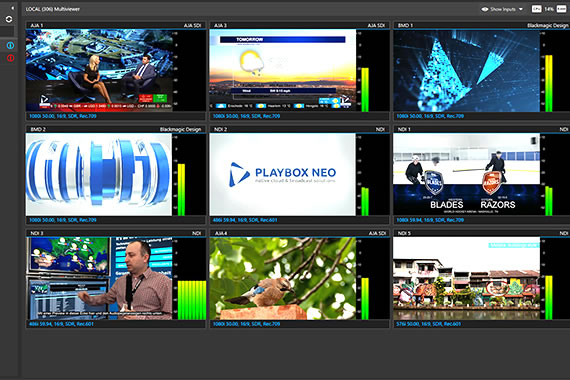 Broadcast Playout Made Easy
