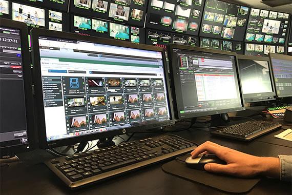 VSNExplorer MAM, the next-gen MAM system to protect your media