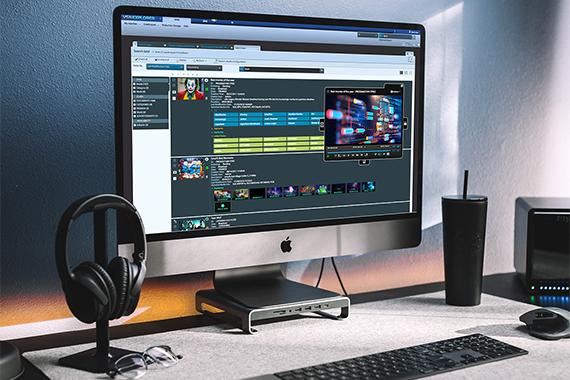 VSN's MAM systems chosen by REV Media Group