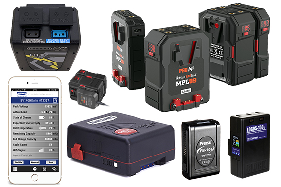 What's new in Batteries & Portable Power