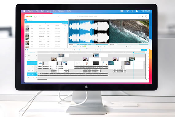 Editing and More in the Cloud