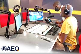 South Africa's Radio Khwezi deploys AEQ technology
