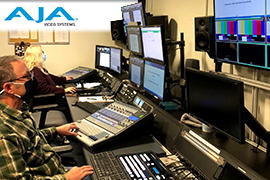AJA Gear Helps City of Santa Barbara Live Streaming