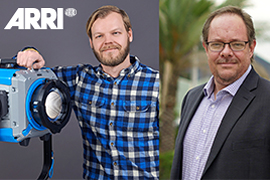 ARRI Lighting Strengthens Product Management Appointing Markus Klüsener And Dan Reed