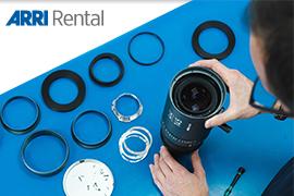 ARRI Rental intros ALFA and Moviecam lens series