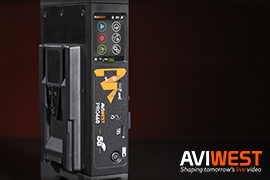 AVIWEST Launches PRO460 5G for Live Remote Production
