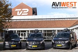 Denmark's TV2 Deploys AVIWEST Technology