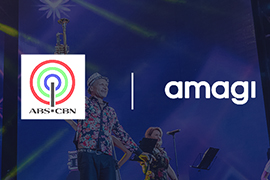ABS-CBN Goes Live with Amagi CLOUDPORT Platform