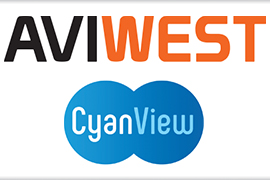 AVIWEST and CyanView Partner