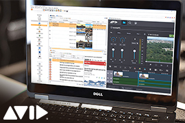 Avid launches MediaCentral   Sync