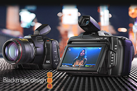 Blackmagic Intros New Pocket Cinema Camera 6K Pro
