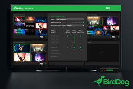 BirdDog launches version 2.0 NDI Multiview Lite and Multiview Pro