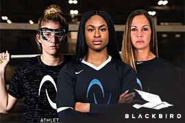 Blackbird chosen by Athletes Unlimited