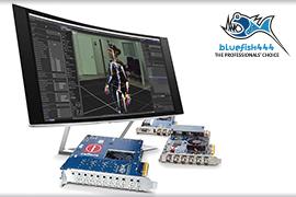Bluefish444 announce VICON Shōgun Live 1.6 support