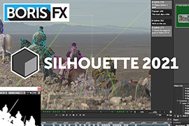 Boris FX Announces Silhouette 2021
