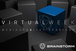 Brainstorm announces latest Virtual Week