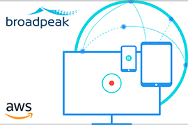 Broadpeak uses AWS Wavelength and 5G to Streamline Video Delivery