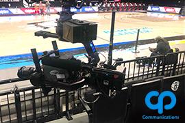 CP's System Helps Supracam Deliver Live Basketball
