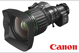 Canon Adds New Lens to UHDgc Series