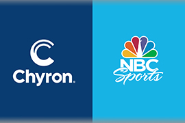 Chyron selected as Real-Time Graphics Authoring and Video Playout Provider