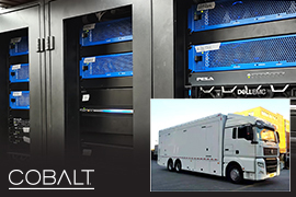 Yangquan TV's New 4K Truck Rolls Out with Cobalt's 12G Solutions