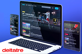 Deltatre intros new sport-related functionality to AXIS
