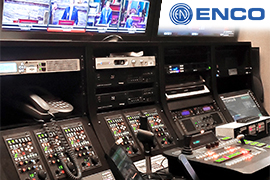 Penn State Senate deploys ENCO enCaption