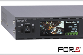 FOR-A Unveils The FA-96DNT Interface