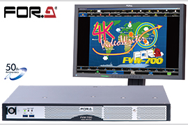 KOTV Enhances Weather Segments with FOR-A FVW-700 Telestrator