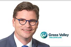 Grass Valley appoints Jan Lange