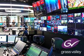 TV 2 Norway Deploys GV's Kaleido-IP Video Multiviewer