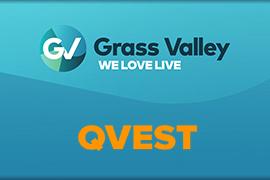 Qvest & Grass Valley sign $25 Million Global Agreement