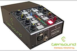 Glensound Inferno Dante system deployed by NEP