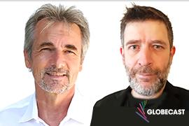 Globecast promotes Genevois & Bonneau