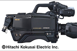 KJLA-TV Selects Hitachi 4K Studio Cameras