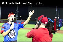Hitachi HDTV Cameras Help Bring Major League Production Quality to Minor League Baseball