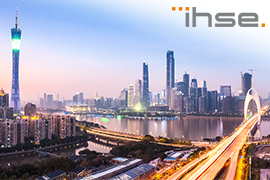 IHSE opens office in China