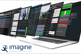 Imagine Communications' Nexio NewsCraft Sets New Bar for Newsroom Efficiency