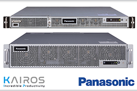 Panasonic enhances live video production with addition to Kairos line-up