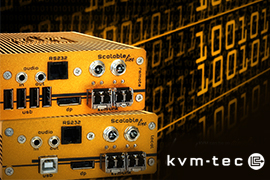 ScalableLine - The new KVM dimension