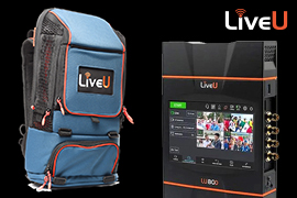 ANI Deploys LiveU's LU800 Multi-Cam Solution