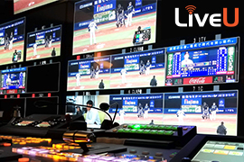Japan's J Sports Selects LiveU's Multi-Camera Remote Production Solution
