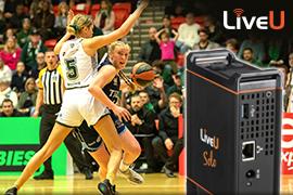 LiveU Transforms National Live Basketball Coverage