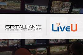 LiveU joins the SRT Alliance