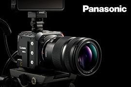 Panasonic unveils the LUMIX BS1H