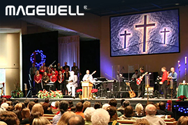 Magewell Shares Educational Resources About Live Streaming for Houses of Worship