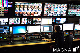 MediaHub expands comms with Magna Systems and RTS ODIN solution