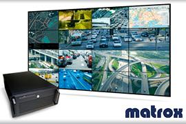 Matrox and ECA Bolster Video Wall Options